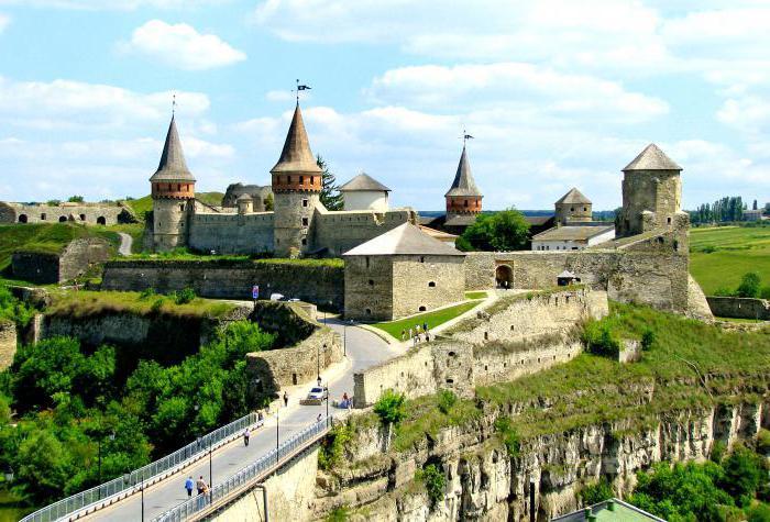 castelli della regione di Leopoli