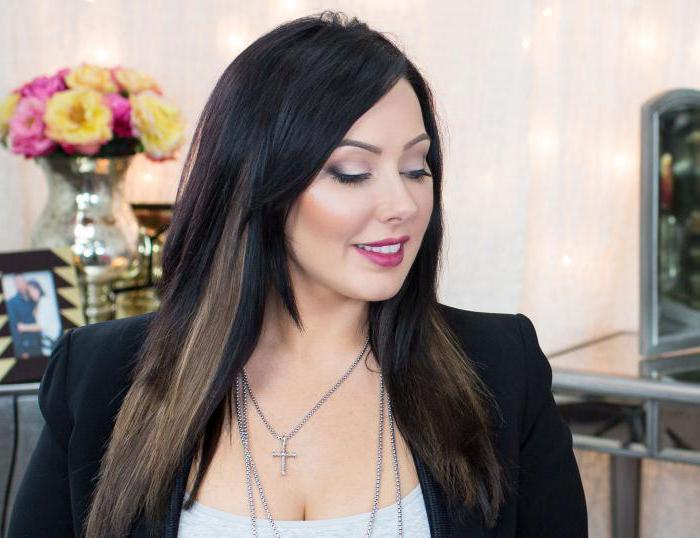 casual makeup za lekcije iz smeđih očiju