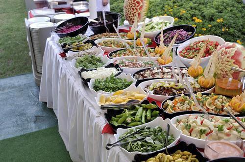 organizzazione di catering
