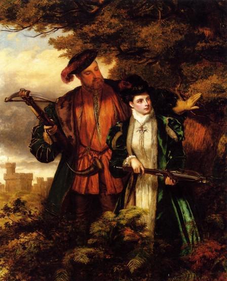 Ritratto di Caterina d'Aragona