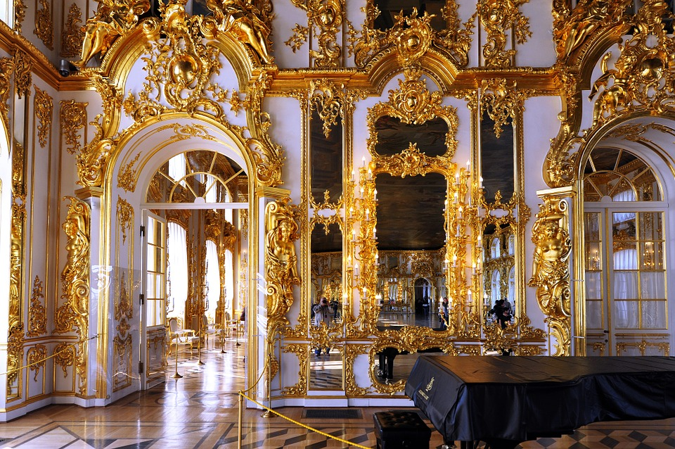 Екскурзия в Двореца на Екатерина