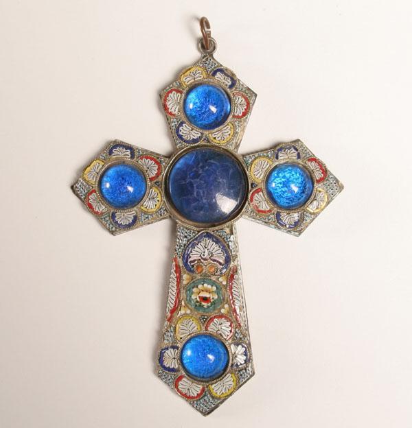 katolická křížová fotografie