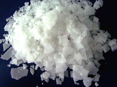 produzione di soda caustica
