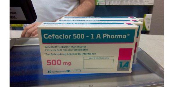 antibiotico cefalosporino