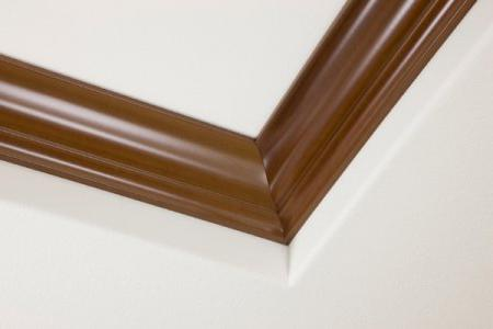 baguette a soffitto in pvc