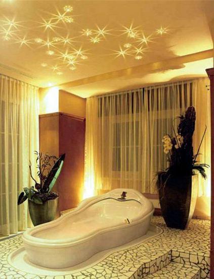 soffitti in bagno