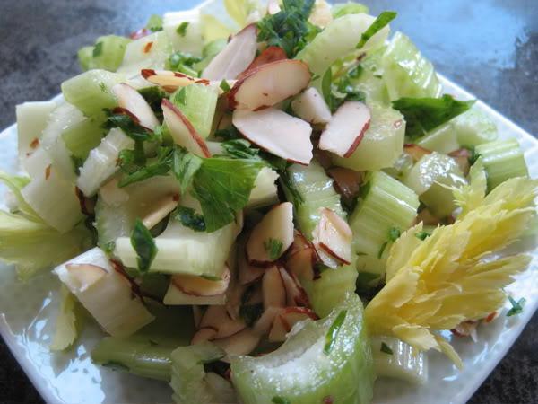 celer salát recept