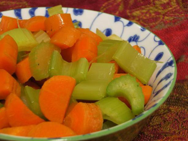 mrkev s celerem