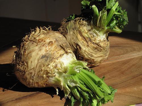 recepty celeru root