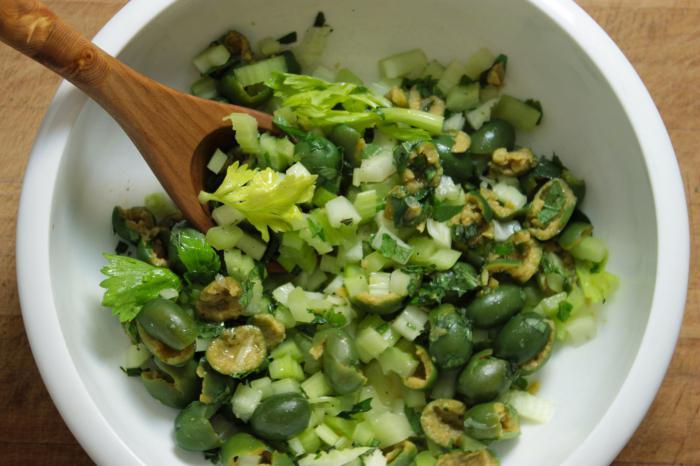 celer salát recepty
