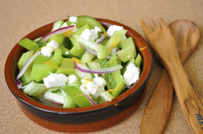 salátový salát