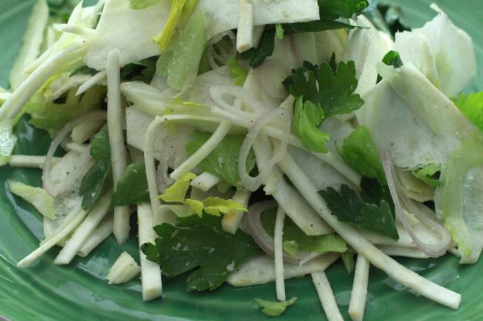 recepty ze salátového koření
