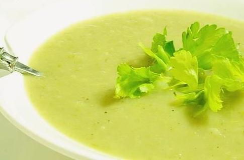 супа от целина за отслабване
