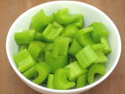зеленчукова супа с целина