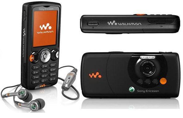 Sony Ericsson W810i specifikacije