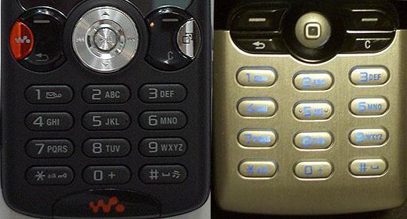 slušalice za Sony Ericsson w810i