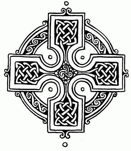 келтски кръст