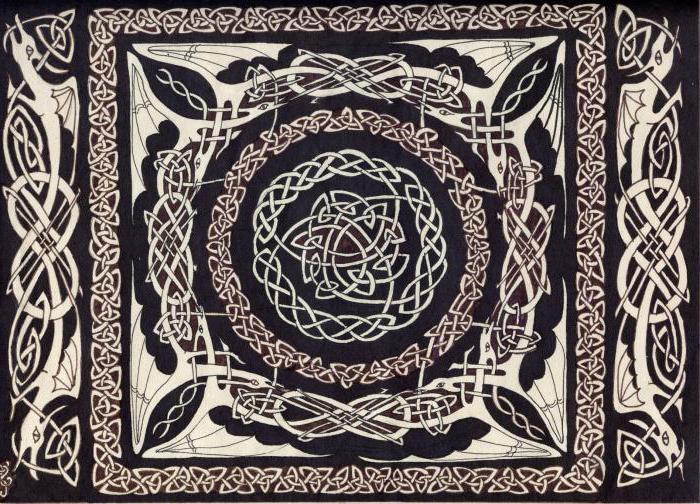 Келтски символи