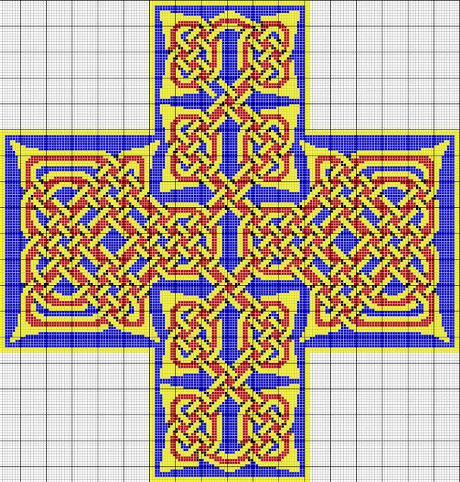 Образец на келтски възел