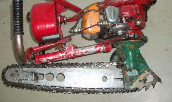 Uređaj za motorne pile