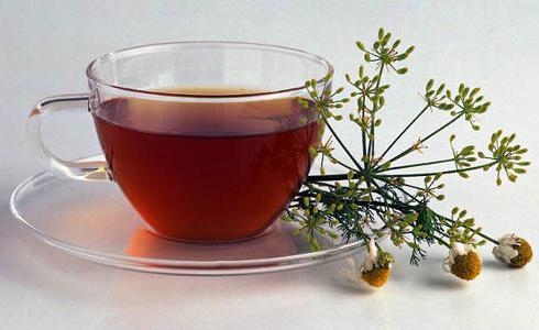 beneficio e danno del tè della camomilla