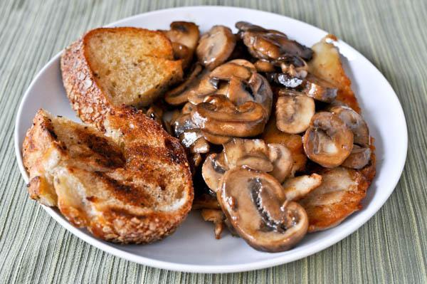 Cosa può essere cucinato da champignon