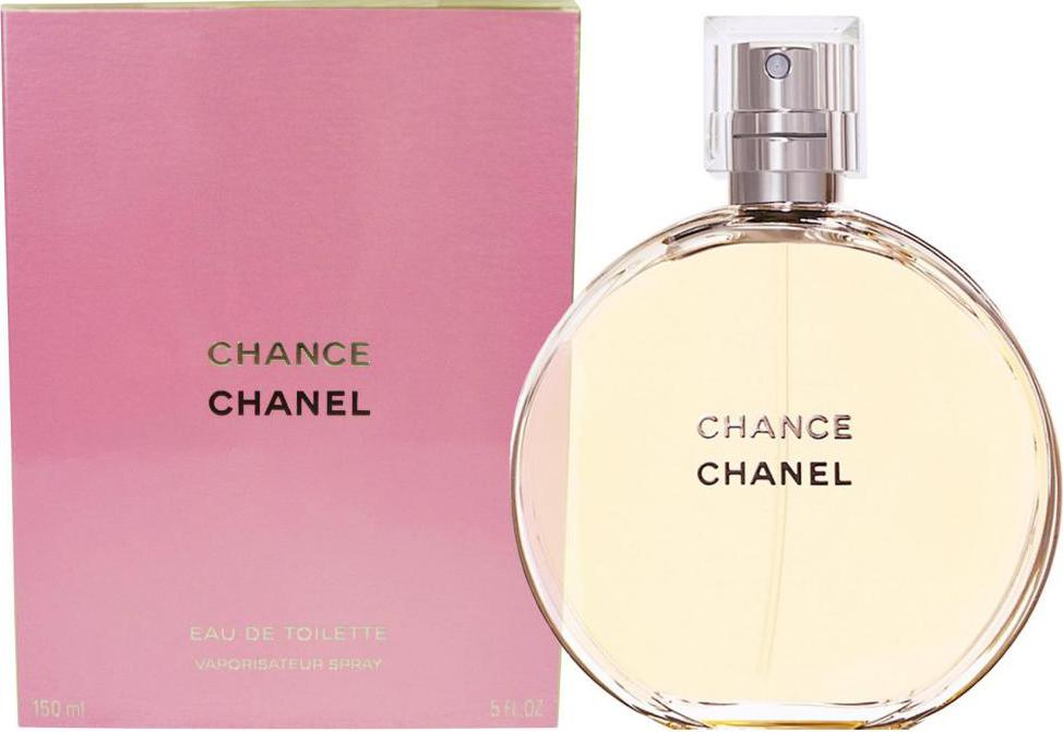 foto donne profumo chanel