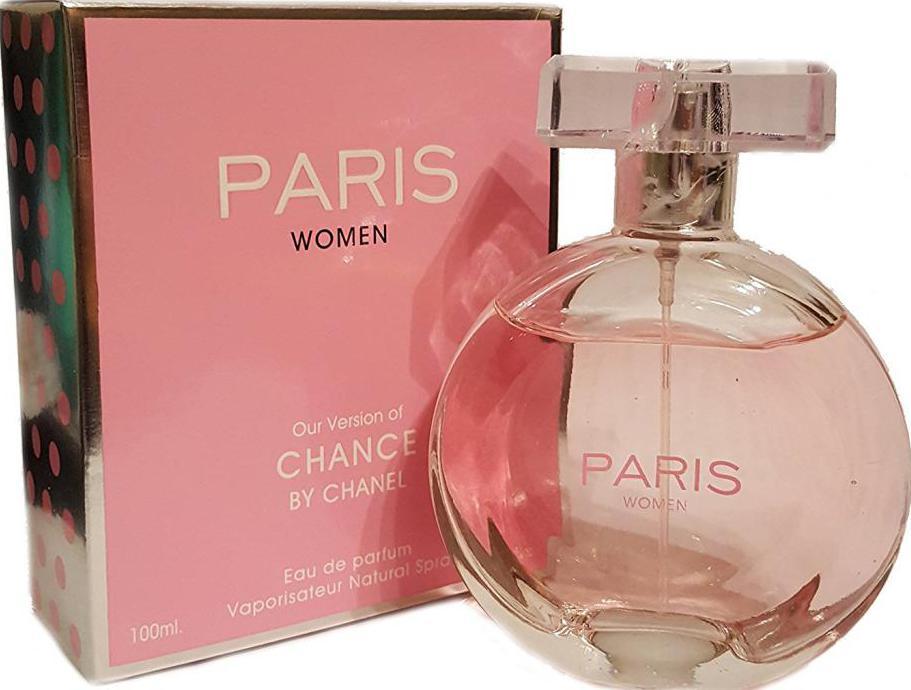 profumo chanel per donna rosa