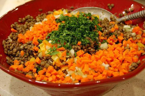 Recepti za salatu od lisica s fotografijama