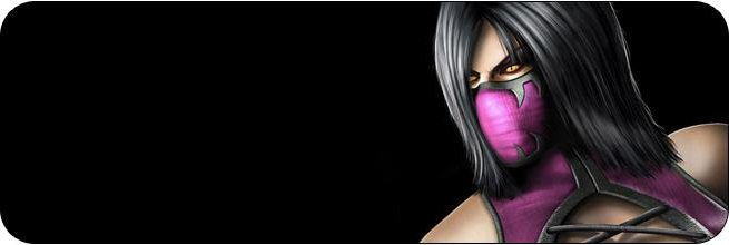 mileena mk girl in pink mortal kombat