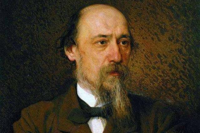 železniční Nekrasov analýza básně stručně