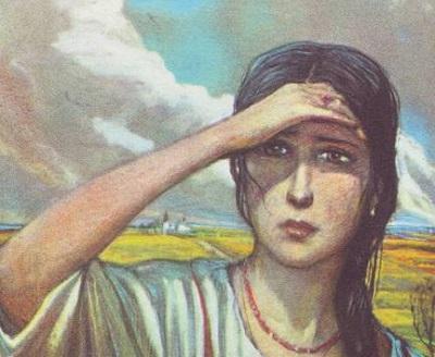 analýza básně na cestě Nekrasov stručně
