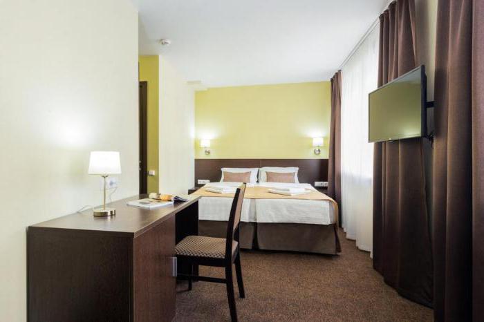 jeftini hoteli u Jekaterinburgu