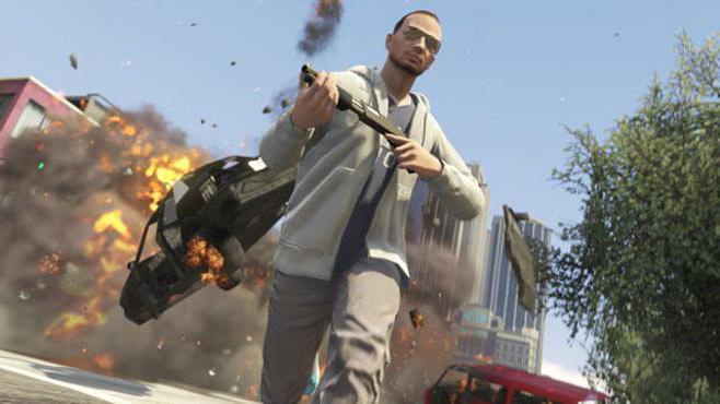 мамят кодове на GTA 5 PS4