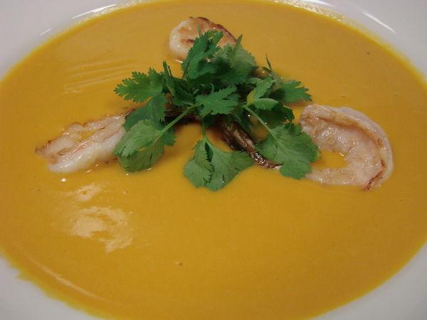 рецепта за супа от скариди