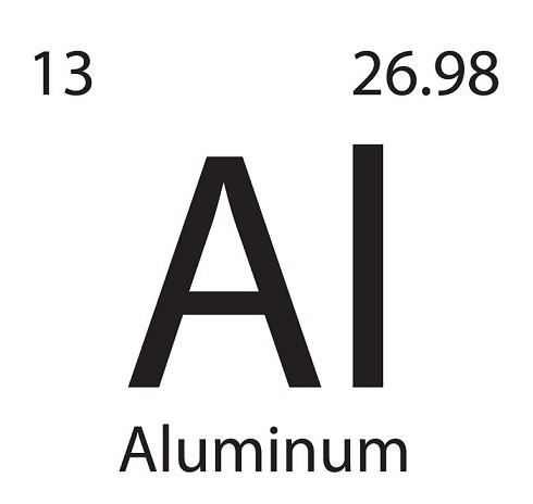 la proprietà fisica di una sostanza di alluminio è