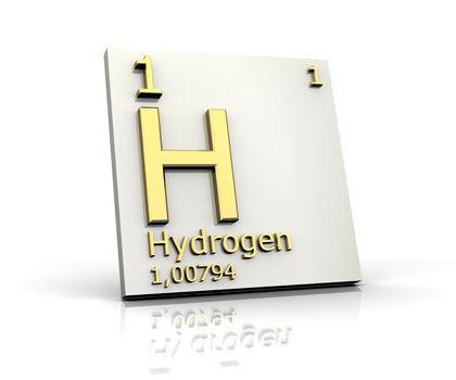 chemických vlastností a výroby vodíku