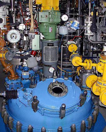 impianti di produzione esplosivi e chimicamente pericolosi