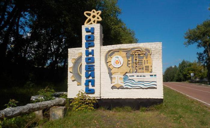Chernobyl prima dell'incidente e dopo l'incidente