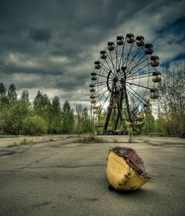 Chernobyl dopo gli animali dell'incidente