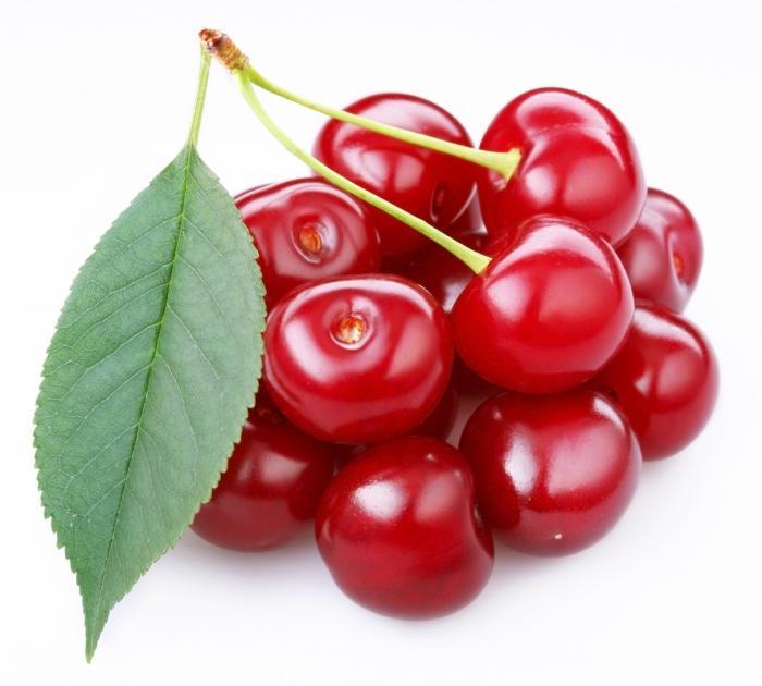liście wiśniowe użyteczne właściwości