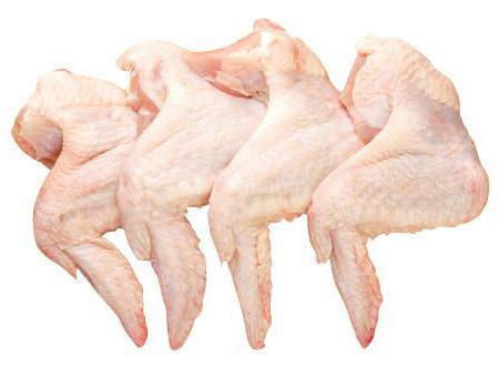 kalorij piščančjega mesa