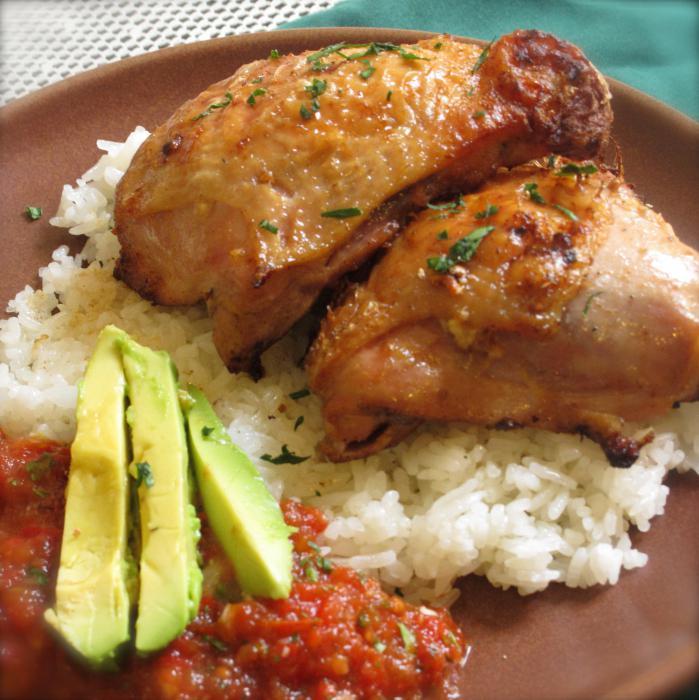 piletina bedra u spor kuhalo.  recept