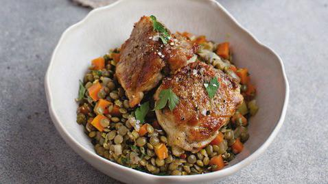 kako kuhati piletina bedra u spor kuhalo