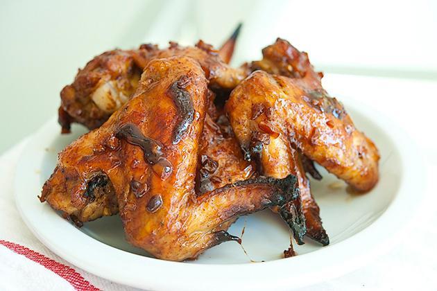 крила у рерни са рецептом за кромпир