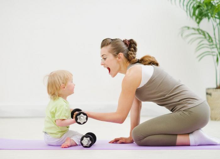 igranje s bebom 9 mjeseci