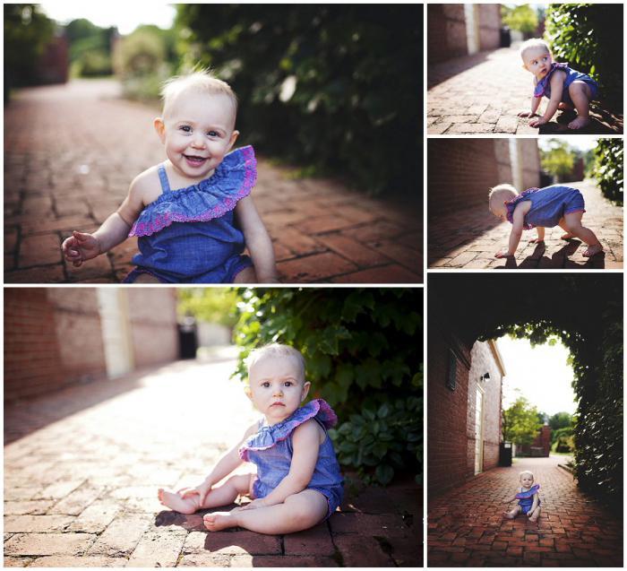 djeteta na 9 mjeseci