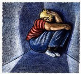 Симптоми страха код деце