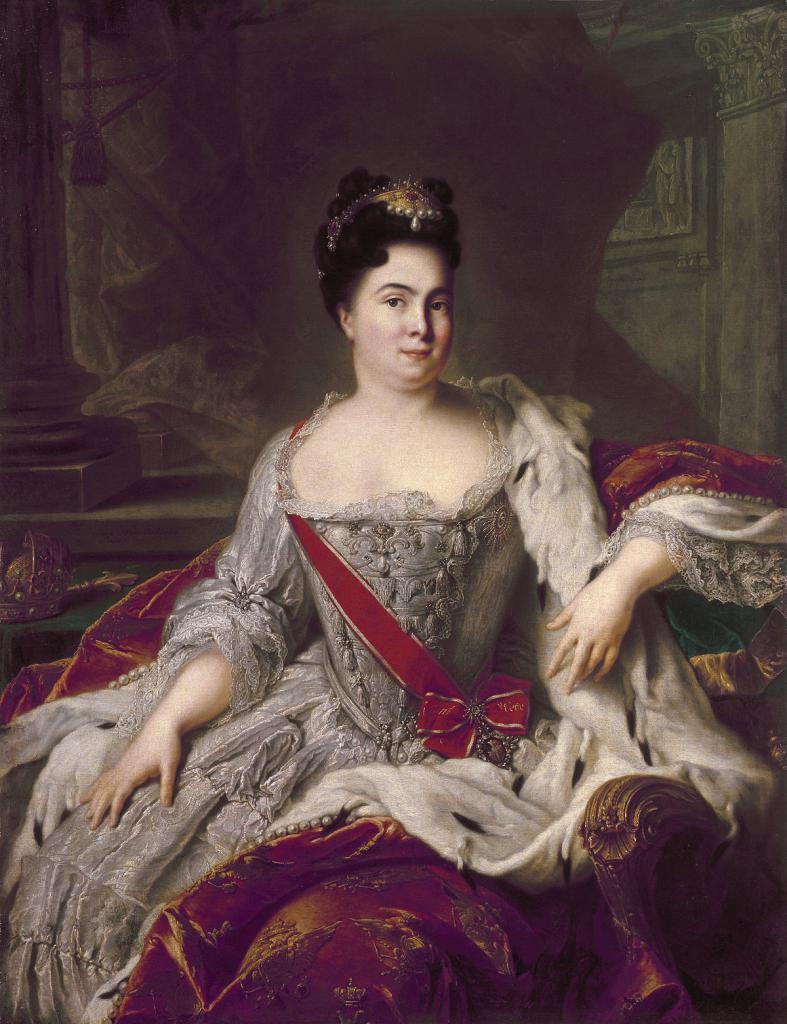 Katarina 1 Petrova žena