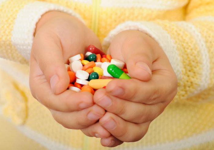 antibiotico per bambini